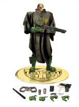 Judge Dredd (Cursed Earth) PX Previews Exclusive - MezcoToys - 1:12 scale action-figure