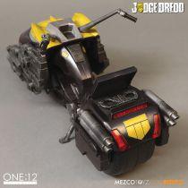 Judge Dredd\'s Lawmaster (Black Vers.) - Mezco Toyz - Véhicule 1:12ème