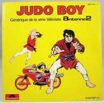 Judo Boy - Disque 45Tours - Bande Originale Série Tv - Disques Polydor 1983