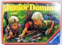 Junior Domino - Domino Game - Ravensburger 1978