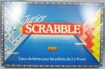 Junior Scrabble - Board Game - Spear\'s Games Habourdin 1989