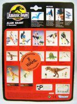 Jurassic Park - Kenner - Figurine Plastique - Alan Grant & filet de capture 02