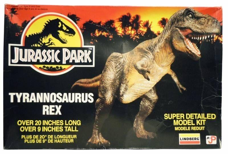 Jurassic Park - Maquette Lindberg - Tyrannosaurus Rex (50cm)