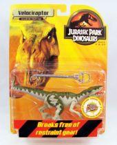 Jurassic Park (Dinosaurs) - Hasbro - Velociraptor (mint on card)