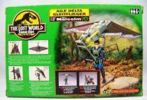 Jurassic Park 2 Le Monde Perdu - Kenner - Aile Delta avec Ian Malcolm (neuf en boite) 04