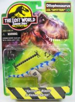 Jurassic Park 2 Le Monde Perdu - Kenner - Dilophosaurus (neuf sous blister) 01