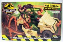 "Jurassic Park 2: Le Monde Perdu - Kenner - Net Trapper ""Off-Road Vehicle\"" (neuf en boite)"