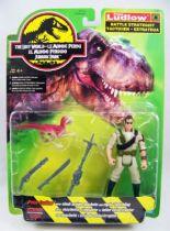 Jurassic Park 2: Le Monde Perdu - Kenner - Peter Ludlow (neuf sous blister)
