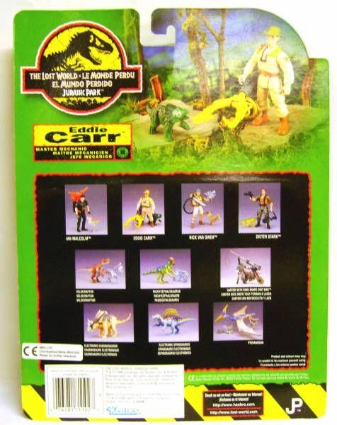 Jurassic park 2: The Lost World - Eddie Carr - Kenner