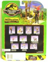 Jurassic Park 2: The Lost World - Ian Malcolm - Kenner