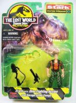 Jurassic Park 2 Le Monde Perdu - Kenner - Dieter Stark (neuf sous blister) 01