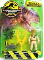 Jurassic park 2: The Lost World - Kenner - Eddie Carr