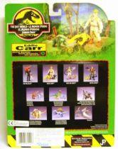 Jurassic park 2: The Lost World - Kenner - Eddie Carr