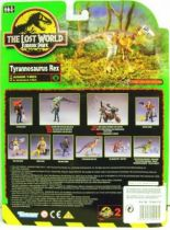 Jurassic Park 2: The Lost World - Kenner - Tyrannosaurus Rex (Junior T-Rex)