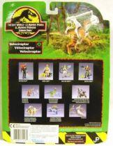 Jurassic Park 2: The Lost World - Kenner - Velociraptor (mint on card)