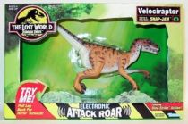 Jurassic Park 2: The Lost World - Kenner - Velociraptor