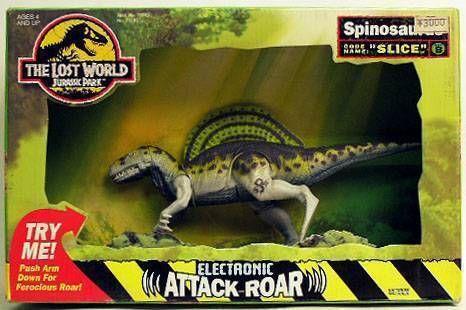 Jurassic Park 2: The Lost World - Spinosaurus - Kenner