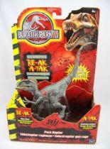 Jurassic Park 3 - Hasbro - Pack Raptor (Electronique)