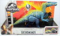 Jurassic World - Mattel - Action Attack Suchomimus