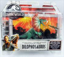 Jurassic World - Mattel - Attack Pack Dilophosaurus