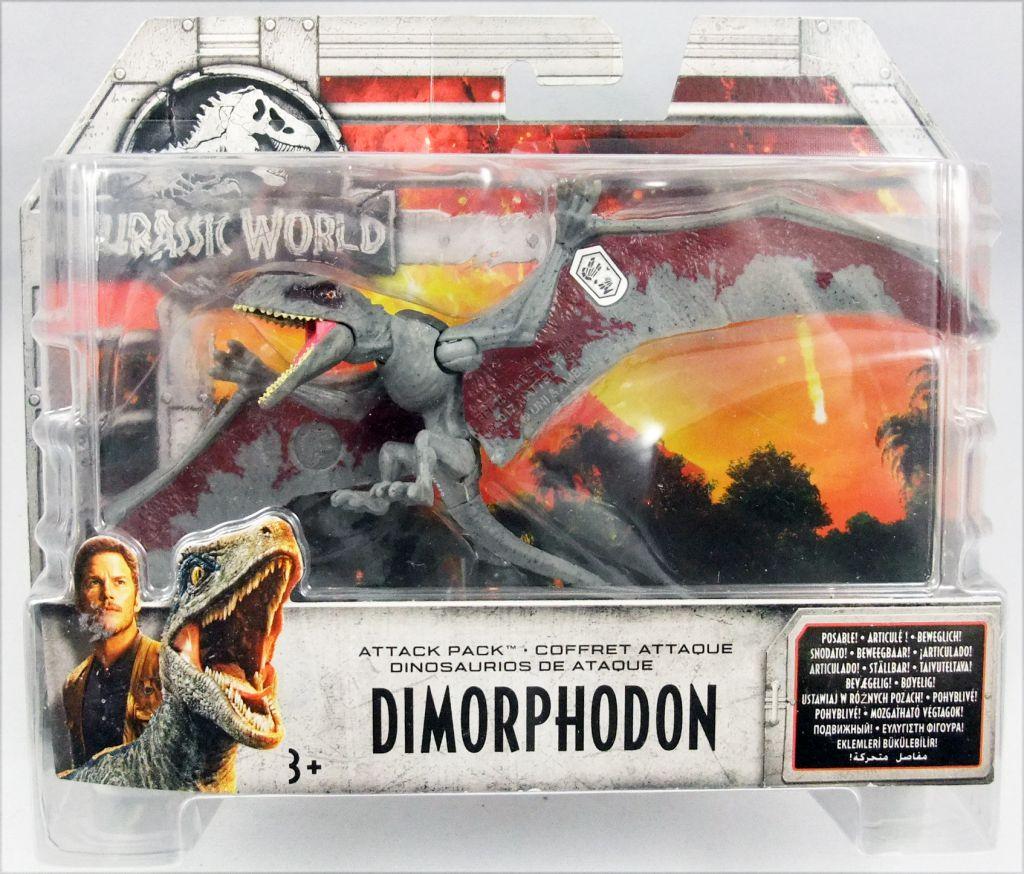 Jurassic World - Mattel - Attack Pack Dimorphodon