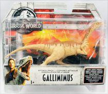Jurassic World - Mattel - Attack Pack Gallimimus