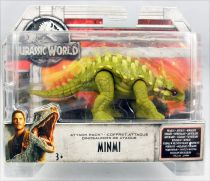 Jurassic World - Mattel - Attack Pack Minmi
