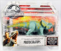 Jurassic World - Mattel - Attack Pack Proceratops