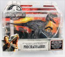 Jurassic World - Mattel - Attack Pack Proceratosaurus