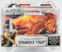 "Jurassic World - Mattel - Attack Pack Stygimoloch \""Stiggy\"""