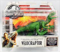 Jurassic World - Mattel - Attack Pack Velociraptor