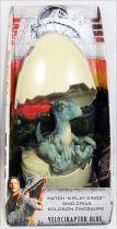 Jurassic World - Mattel - Hatch \'n Play Dinos Velociraptor Blue