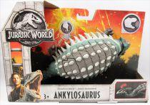 Jurassic World - Mattel - Roarivores Ankylosaurus