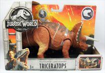 Jurassic World - Mattel - Roarivores Triceratops