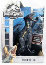 Jurassic World - Mattel - Super Posable Indoraptor