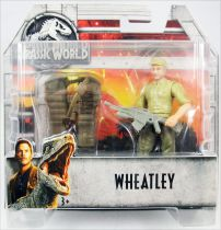 Jurassic World - Mattel - Wheatley