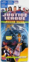 Justice League - Mission Vision Batman