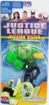 Justice League - Mission Vision Green Lantern