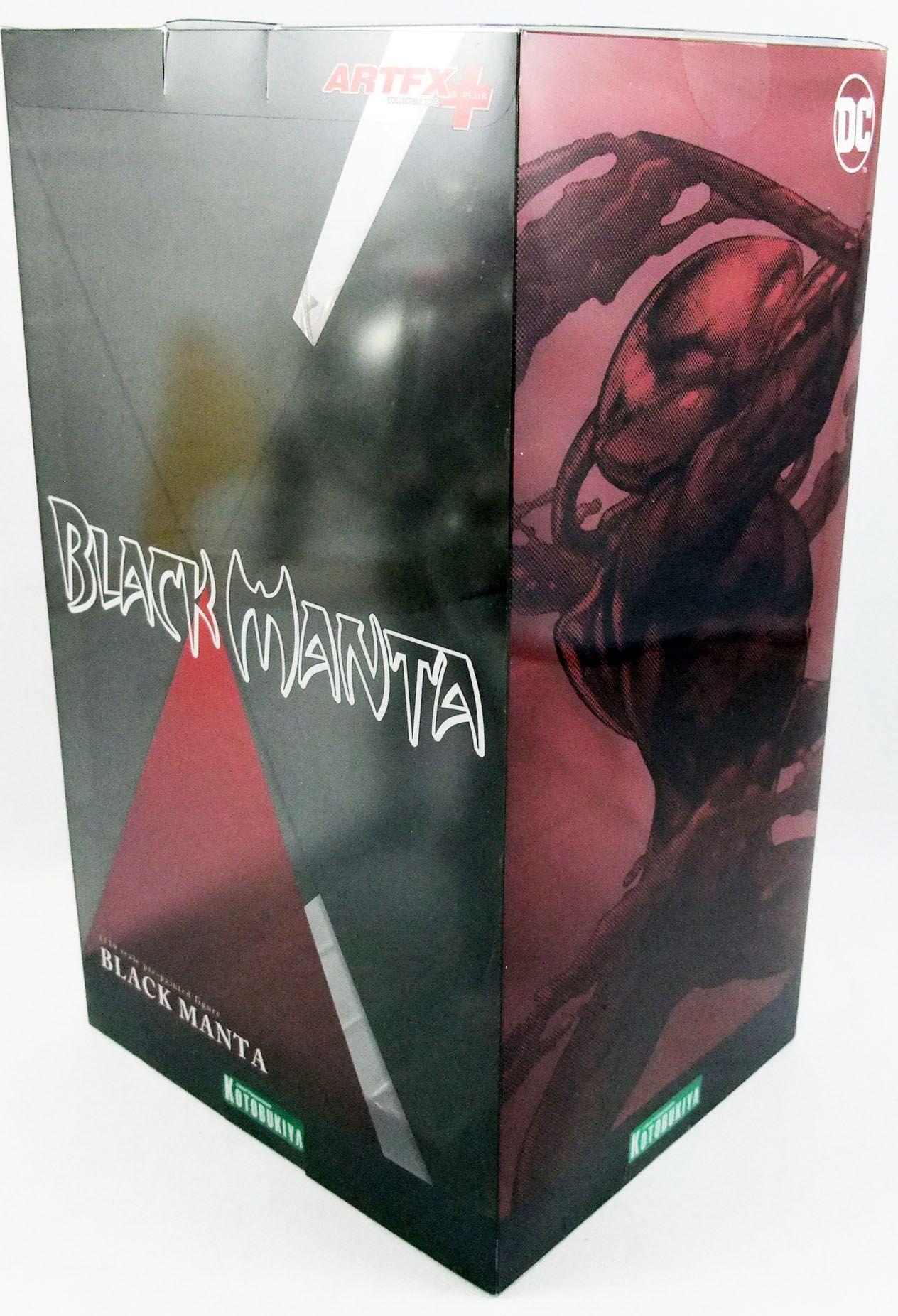 Justice League The New 52 Black Manta ArtFX Statue - Kotobukiya