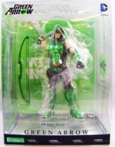 Justice League The New 52 Green Arrow ArtFX Statue - Kotobukiya 01