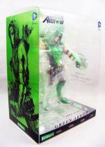 Justice League The New 52 Green Arrow ArtFX Statue - Kotobukiya 02