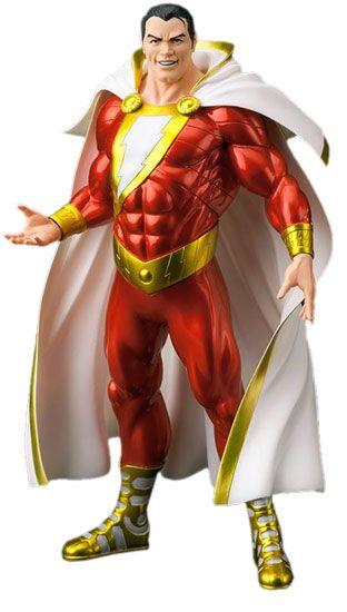 Justice League The New 52 Shazam ArtFX Statue
