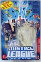 Justice League Unlimited - Martian Manhunter (invisible)