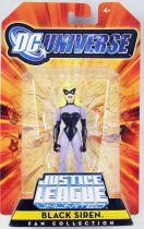 Justice League Unlimited Fan Collection - Mattel - Black Siren