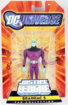 Justice League Unlimited Fan Collection - Mattel - Brainiac 5