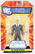 Justice League Unlimited Fan Collection - Mattel - Clock King