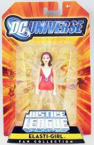 Justice League Unlimited Fan Collection - Mattel - Elasti-Girl