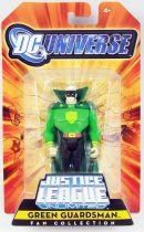 Justice League Unlimited Fan Collection - Mattel - Green Guardsman