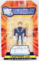 Justice League Unlimited Fan Collection - Mattel - Lightning Lad