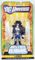 Justice League Unlimited Fan Collection - Mattel - Lobo (SDCC Exclusive)